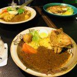 極上のスープカレーを堪能!「沖縄黒糖カレー あじとや」